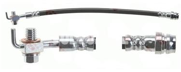 Zadní brzdová hadice levá P3 S80 II/V70 III/XC70 III (starý typ) elektrická parkovací brzda