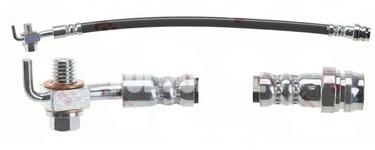 Zadní brzdová hadice levá P3 S60 II(XC)/V60(XC)/XC60, S80 II/V70 III/XC70 III (nový typ) elektrická parkovací brzda