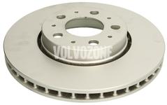 Přední brzdový kotouč (285,5mm) P2 S60/S80/V70 II/XC70 II