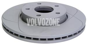 Přední brzdový kotouč (278mm) P1 C30/C70 II/S40 II/V50 drážkovaný