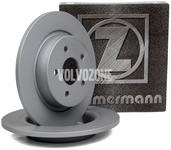 Zadní brzdový kotouč (280mm) P1 C30/C70 II/S40 II/V50