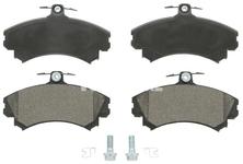 Přední brzdové destičky (256mm kotouč) S40/V40 (-1997)