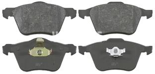 Přední brzdové destičky (316mm kotouč) P2 S60/V70 II/XC90
