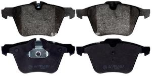 Přední brzdové destičky (316mm kotouč) P3 S60 II(XC)/V60(XC) S80 II/V70 III/XC70 III