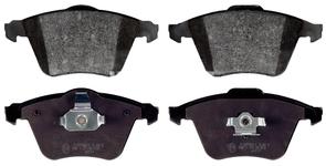 Přední brzdové destičky (320mm kotouč) P1 C70 II/S40 II/V40 II(XC)/V50