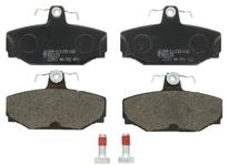 Zadní brzdové destičky (283mm kotouč) P80 S70/V70(XC) s AWD (starý typ)