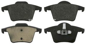 Zadní brzdové destičky (308mm kotouč) P2 XC90