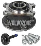Ložisko/náboj zadního kola P3 S60 II(XC)/V60(XC) S80 II/V70 III/XC70 III s AWD