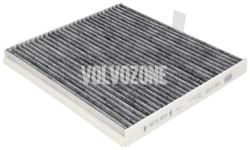 Kabinový filtr S40/V40 (pro vozy s klimatizací)(uhlíkový)