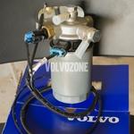 Palivový filtr s ohřevem 2.4D/D5 (-2004) P2 (kovový - starý typ)