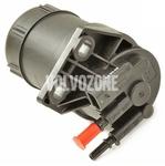 Palivový filtr s ohřevem 2.4D/D5 (2004-) P2 (plastový - nový typ)