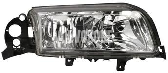 Světlomet pravý P2 S80 (-2003) H7