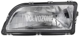 Světlomet levý S40/V40 (-1998)
