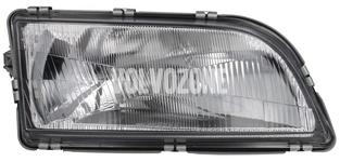 Světlomet pravý S40/V40 (-1998)