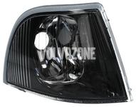 Přední směrovka pravá S40/V40 (-2000) černá