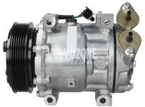 Kompresor klimatizace P1 1.6D C30/S40 II/V50, P3 1.6D, 1.6D2 S80 II/V70 III (starý typ) S60 II/V60 (střední typ)