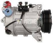 Kompresor klimatizace P3 2.4D/D5 (-2009), 2.5 T/T5 (-2011) starý typ řemenice 5PK