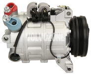 Kompresor klimatizace P3 2.0 D3/D4, 2.4D/D5 (2011-), 2.0 T4/T5, 2.5 T/T5 (2011-) nový typ řemenice 3PK