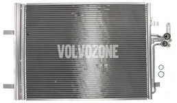 Kondenzátor klimatizace P3 S60 II/V60/XC60 S80 II/V70 III/XC70 III s vysoušečem