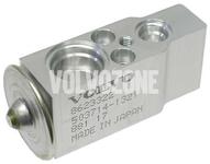 Expanzní ventil klimatizace P2 S80 (starý typ)
