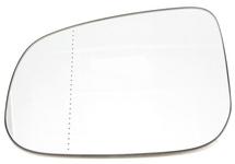 Sklo levého zpětného zrcátka P1 (2010-) C30/C70 II/S40 II/V50 strana řidiče