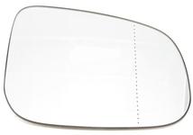 Sklo pravého zpětného zrcátka P1 (2010-) C30/C70 II/S40 II/V50 strana spolujezdce
