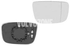 Sklo pravého zpětného zrcátka P3 XC60 strana spolujezdce (bez automatického stmívání)