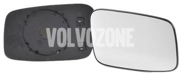 Sklo pravého zpětného zrcátka S40/40, P80 C70/S70/V70(XC) strana spolujezdce