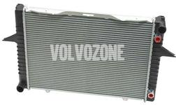 Chladič motoru (vody) turbo (1999-) P80 C70/S70/V70(XC)