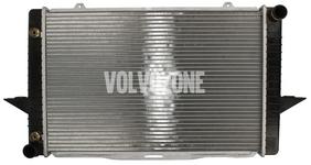Chladič motoru (vody) 2.0/2.5 (-1998) P80 S70/V70 automatická převodovka