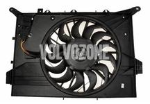 Ventilátor chladiče motoru 2.0T/2.5T/T5/R/2.9/T6 P2 (2004-) S60/S80/V70 II/XC70 II