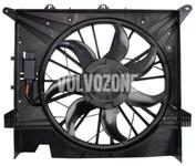 Ventilátor chladiče motoru P2 XC90