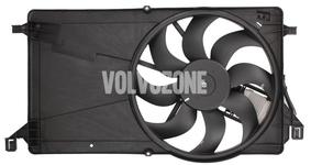 Ventilátor chladiče motoru 1.6D/D2, 1.8/2.0 (manuální převodovky) P1 C30/S40 II/V50