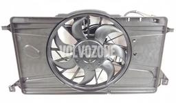 Ventilátor chladiče motoru 1.6/2.0D P1 C30/C70 II/S40 II/V50