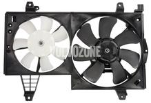 Ventilátor chladiče motoru 1.6/1.8/2.0 (-1999), 2.0T/T4 S40/V40