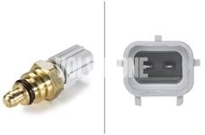 Snímač teploty chladicí kapaliny 1.6/1.8/2.0 P1 C30/S40 II/V50 P3 S80 II/V70 III (zastrkovací - nový typ)