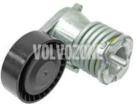Napínák drážkového řemene 5 válec 2.4/T5, D3/D4/2.4D/D5 P1 (starý typ) kompresor klimatizace - klikový hřídel