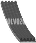 Drážkový řemen 1.8/2.0 P1 C30/S40 II/V50 705mm pohon klikový hřídel - kompresor klimatizace