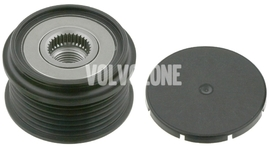 Volnoběžka alternátoru 1.9TD/DI (-2000) S40/V40