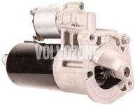 Startér 1,4kW P2 (-2007) 5 válec benzín S60/S80/V70 II/XC70 II/XC90 (starý typ)