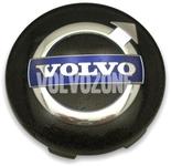 Středová krytka kola (64mm) černá nový design