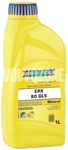 Převodový olej úhlové převodovky Ravenol EPX SAE 80 GL5 1L