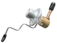 Tryska paliva nezávislého topení diesel P2 S60/S80/V70 II/XC70 II/XC90