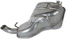 Koncový tlumič výfuku 2.4D/D5 P2 (2002-2006) S60