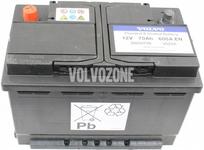 Baterie 600A 70Ah 278x175x190 mm