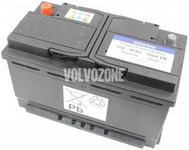 Baterie 700A 80Ah 315x175x190 mm