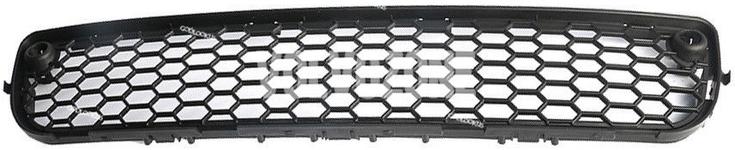 Mřížka předního nárazníku P3 (-2013) S80 II s otvory pro parkovací senzory