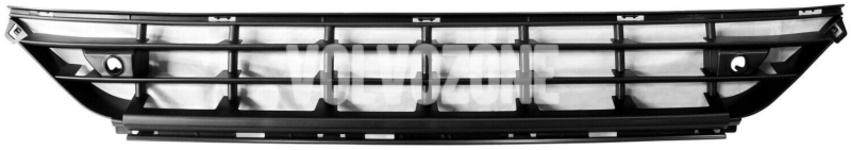 Mřížka předního nárazníku P3 (2014-) XC60 s otvory pro parkovací senzory