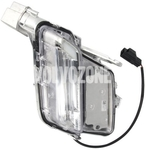 Přední obrysové světlo/denní svícení LED pravé P3 XC60 (2014-) FC2