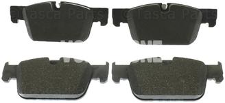 Přední brzdové destičky (296/322mm kotouč) SPA S60 III/V60 II(XC) S90 II/V90 II(XC) XC60 II Variant code RC02